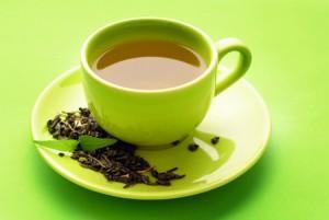 Le thé vert bio, amincissant plaisir