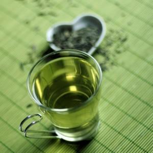 Le thé vert biologique
