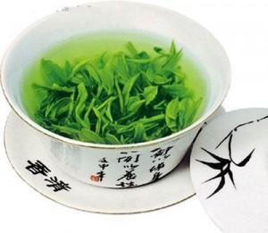 Le thé vert antioxydant est bon pour la memoire