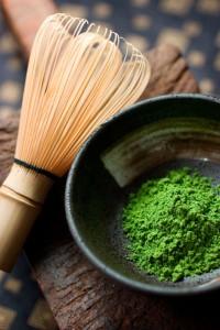 Le thé vert biologique de consommation ancestrale au japon
