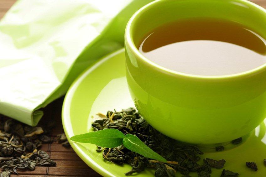 Le thé vert biologique un anti cancer naturel puissant